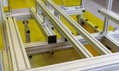 lavorazione alluminio strutturale