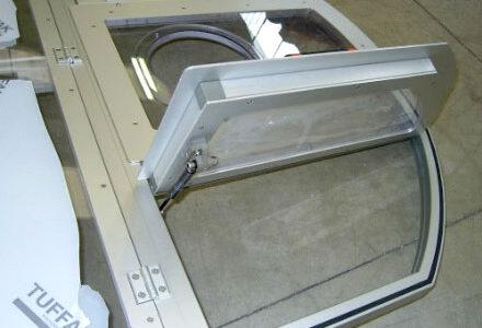 lavorazione alluminio tubolare