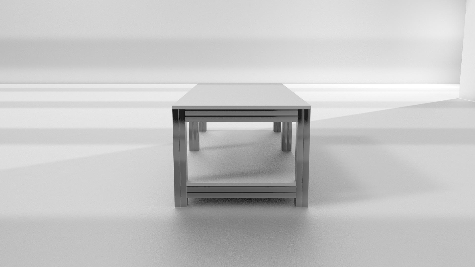 Banco Da Lavoro Per Alluminio : Banchi da lavoro su misura due effe strutture