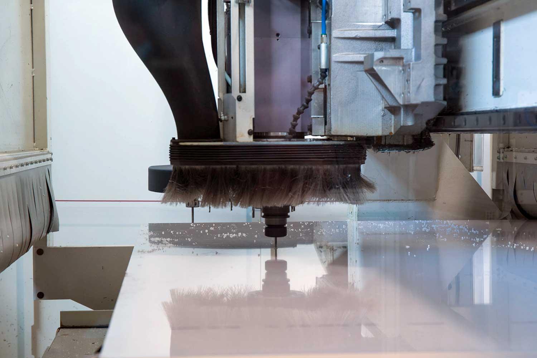 due effe strutture, protezioni, lavorazione materie plastiche, pantografo